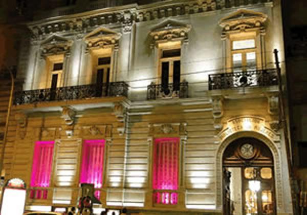 Ciad c a b a buenos aires argentina for Hoteles en marcelo t de alvear buenos aires